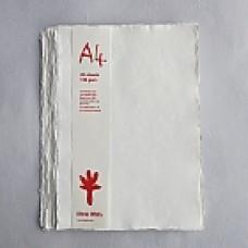 Khadi White Rag Cold-Press 150gsm A4 –  pkt 20 sht